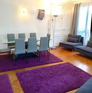 Apartment With 4 Bedrooms In Paris With Wonderful City View And Wifi photos Exterior