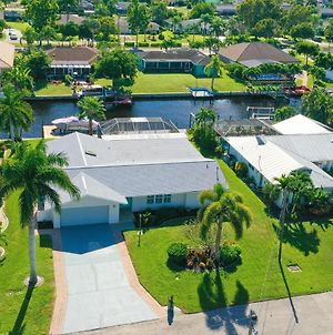 New Listing! Canal-Front Haven W/ Caged Pool Home photos Exterior