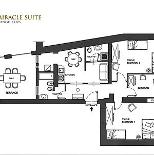 Spanish Steps Miracle Suite photos Exterior