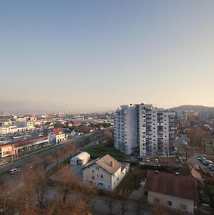 Bright Penthaus Apartement, With A Wonderful View photos Exterior
