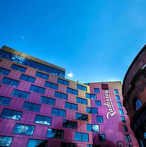 Radisson Red Hotel, Glasgow photos Exterior