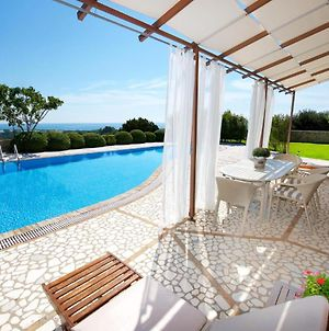 Chalikounas Villa Sleeps 8 With Pool And Air Con photos Exterior
