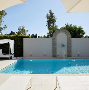 Dassia Villa Sleeps 6 Pool Air Con Wifi photos Exterior