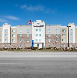 Candlewood Suites Waco, An Ihg Hotel photos Exterior