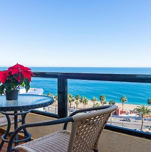 Beachfront Apartment With Sea Views Aloha Playa Benalmadena photos Exterior