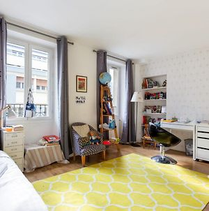 Warm And Homely Duplex Near Montmartre Fits 5 photos Exterior