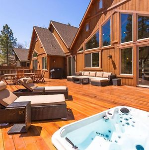 Heavenly Log Home 1750 By Big Bear Vacations photos Exterior