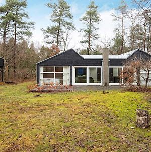 Four-Bedroom Holiday Home In Glesborg 15 photos Exterior