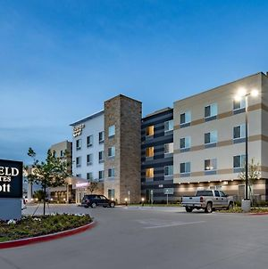 Fairfield Inn & Suites By Marriott Terrell photos Exterior