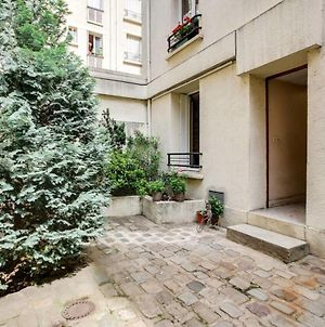 Guestready - Tranquil Abode With Private Terrace In The 15Th Arr photos Exterior