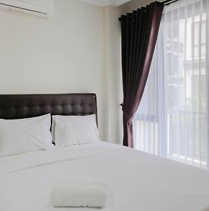 Pool View 3Br Apartment At Asatti Bsd City By Travelio photos Exterior