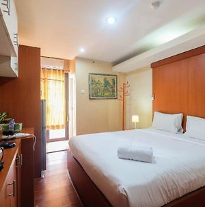 Comfy Studio Room Apartment At Kebagusan City By Travelio photos Exterior