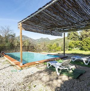 Spacious Holiday Home In Ubrique With Swimming Pool photos Exterior