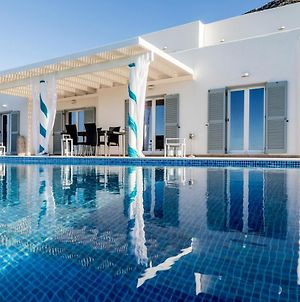 Fully Flexible Policy! Superb Luxury Amazing View Villa Sevi Paros Island photos Exterior