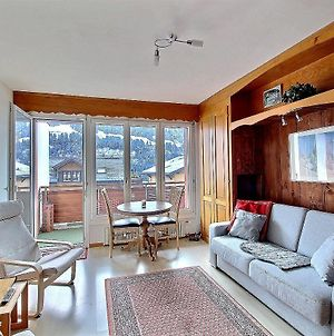 Nice Studio In Champery Village photos Exterior