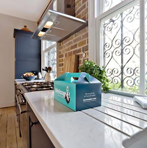 Bright And Stylish 2 Bed Apt W/Garden In Hoxton photos Exterior