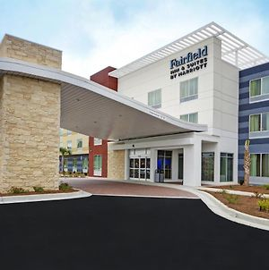 Fairfield Inn & Suites By Marriott Savannah Sw/Richmond Hill photos Exterior