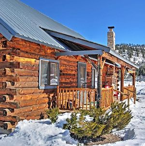Authentic Cabin With Hot Tub In The San Juan Mtns! photos Exterior