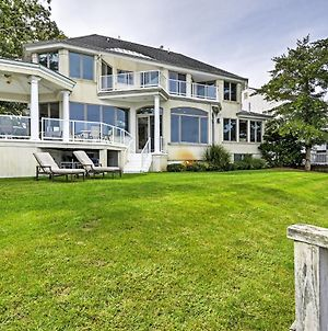 Event-Friendly Riverfront Home Less Than 4 Mi To Boardwalk! photos Exterior