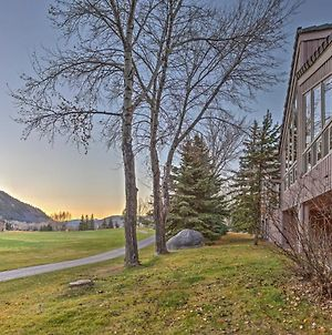 Charming Mtn Home On Golf Course About 4 Mi To Slopes! photos Exterior