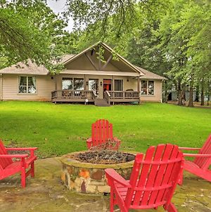 4Br Eustace Lakefront House W/Private Dock! photos Exterior
