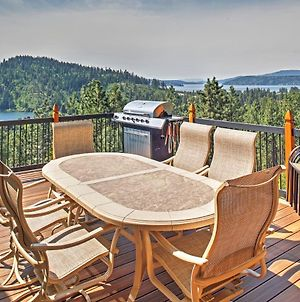 Forever Views Cozy Coeur Dalene Home With Hot Tub! photos Exterior