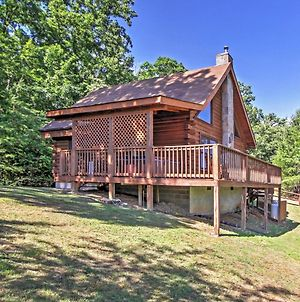 'Happy Ours' About Cabin With Mtn Views, 9Mi To Dollywood photos Exterior