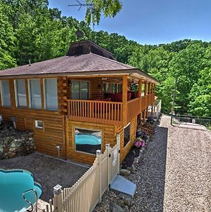 Lakefront Home With 2 Docks And Private Playground! photos Exterior