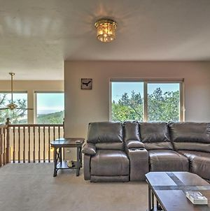 3Br Goldendale House With Breathtaking Views! photos Exterior