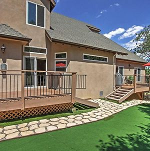 Large Home With Deck 5Mi To Lake Arrowhead Village! photos Exterior