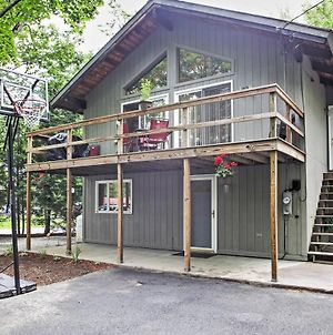 Lincoln Home With Loon Mountain Views- Mins To Skiing photos Exterior
