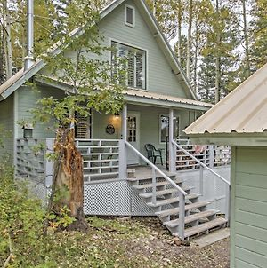 Quaint Cloudcroft Cabin With Stunning Forest Views! photos Exterior