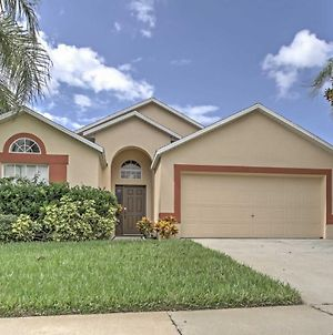 Spacious Clermont House With Private Pool And Patio! photos Exterior