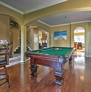 Rustic Pearland Home With Pool - 15 Mins From Houston photos Exterior