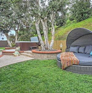 Chic Solana Beach House With Private Hot Tub And Yard! photos Exterior