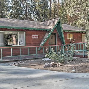 Charming 3Br Big Bear Cabin With Private Hot Tub! photos Exterior
