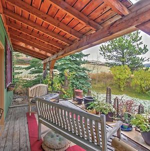 Bozeman House With Splendid Mtn Views - 10 Min To Dt! photos Exterior