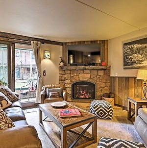 Breck Ski-In And Ski-Out, Trails End Condo With Hot Tub! photos Exterior