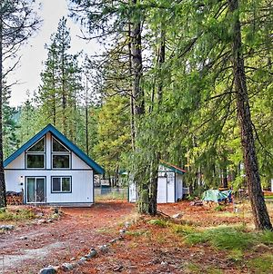 Cozy 1Br Leavenworth Cabin With Wifi! photos Exterior