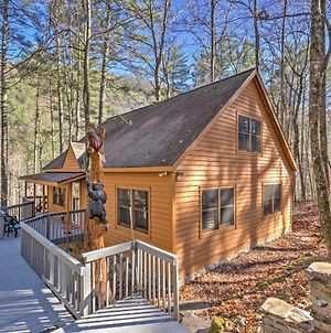Highlands Cabin With Forest Views Less Than 4 Mi To Cashiers photos Exterior