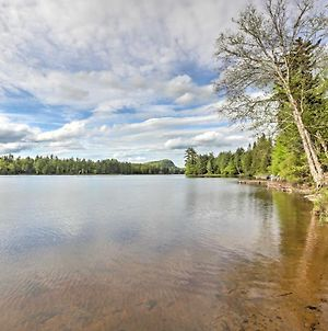 Lakefront Old Forge Home With Private Boat Ramp&Beach photos Exterior