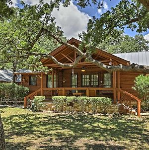 Rustic Canyon Lake Cabins With Hot Tub On About 3 Acres! photos Exterior