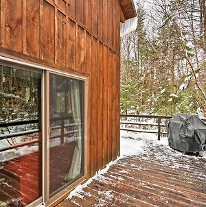 Rustic Searsport Cabin Loft And Sunroom On 10 Acres photos Exterior