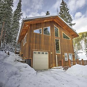 Creekside Dumont Home With Deck - Mountain Paradise! photos Exterior