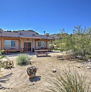 House On About 3 Acres Near Entrance To Joshua Tree! photos Exterior