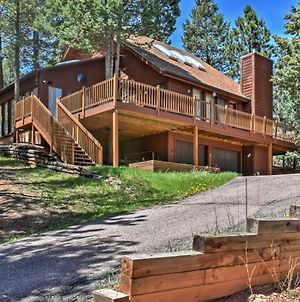 Updated Hillside Woodland Park House W/Mtn. Views! photos Exterior