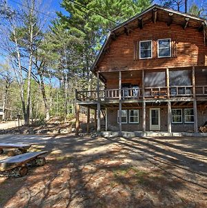 Rustic Madison Treehouse Cabin With Game Room! photos Exterior