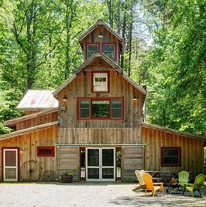 '7 Timbers' Jasper Cabin On 15 Acres With Creeks! photos Exterior