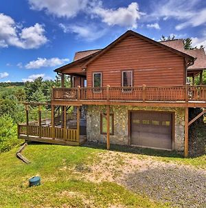Fleetwood Cabin With Hot Tub Near Blue Ridge Pkwy! photos Exterior
