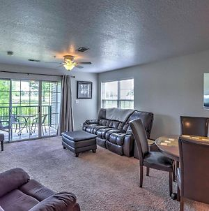 Branson Condo On Fairway Steps From Resort Pools! photos Exterior